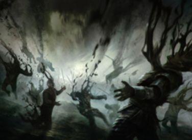黒レアの全体除去「Deadly Tempest(統率者2015)」