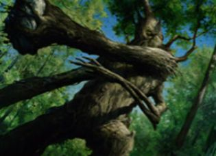 統率者2015に収録のツリーフォーク「Great Oak Guardian」