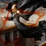 統率者2015の黒アンコ吸血鬼「血の盗人」が公開!全パーマネント上のカウンターを奪い、自分の力へと変えて戦場に降臨!