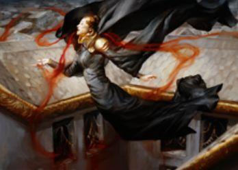 統率者2015の黒アンコ吸血鬼「血の盗人」