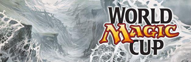 MTG「ワールド・マジック・カップ」の特設ページ
