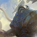 伝説神話エルドラージ「コジレック」の新アートがさらに公開!神々しいフルアート!