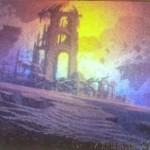 ゲートウォッチの誓いのレア土地「Corrupted Crossroads」が公開!無色マナ&欠色呪文のみを唱えられる好きな色のマナを生産!※日本語名は「廃集落」!