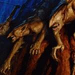 赤レアの大型ゴブリン「Goblin Dark-Dwellers(ゲートウォッチの誓い)」が公開!CIPで墓地の軽量インスタントかソーサリーを唱えられる!※日本語版カード「ゴブリンの闇住まい」が公開!