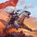 白レアの同盟者「ムンダの先兵(ゲートウォッチの誓い)」が公開!能力「盟友」によって自軍のクリーチャーを全体恒久強化!