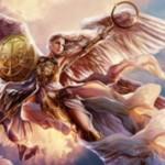ゲートウォッチの誓いの白神話伝説天使「Linvala, the Preserver」が公開!不利な状況を覆す!※日本語名は「保護者、リンヴァーラ」!