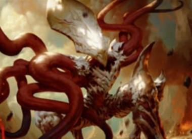 ラクドスのエルドラージドローン「Flayer Drone」