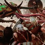 ゲートウォッチの誓いの黒アンコ修正除去「鞭打つ触手」が公開!欠色&墓地に落ちたクリーチャーを追放のオマケつき!