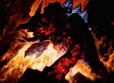 ゲートウォッチの誓いの赤アンコエレメンタル「怒りの具象化」
