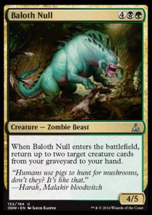 Baloth Null(ゲートウォッチの誓い)