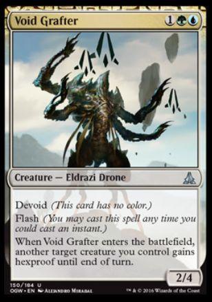 Void Grafter(ゲートウォッチの誓い)