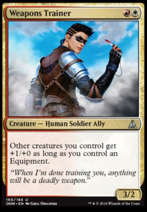 Weapons Trainer(ゲートウォッチの誓い)