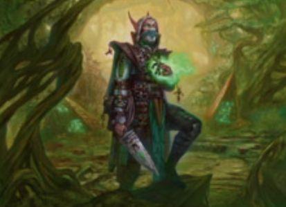 ゲートウォッチの誓いの緑レア生物「Sylvan Advocate」(ゲートウォッチの誓い)