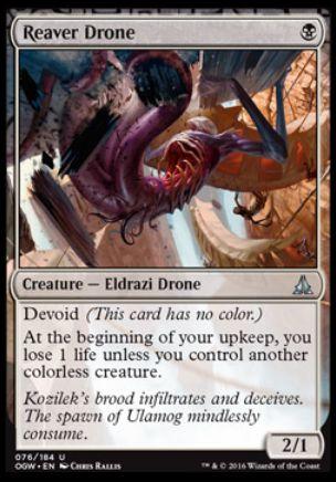 Reaver Drone(ゲートウォッチの誓い)