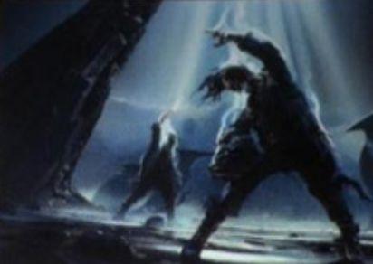 白コモンのインスタント「Expose Evil」(イニストラードを覆う影)