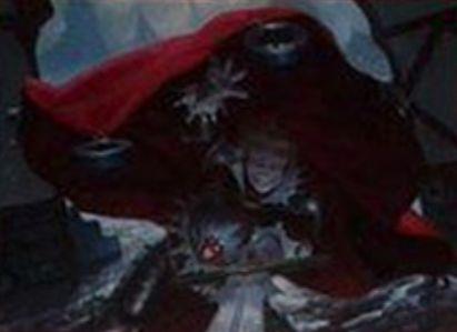 赤コモンの戦士「Voldaren Duelist」(イニストラードを覆う影)
