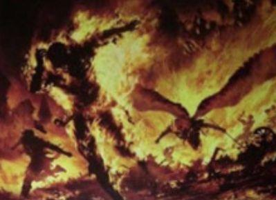赤コモンのマッドネス火力「Fiery Temper」(イニストラードを覆う影)