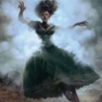 イニストラードを覆う影に収録の白レアインスタント「Eerie Interlude」が公開!好きな数の自軍クリーチャーをブリンク!※日本語版カード「奇妙な幕間」が公開!