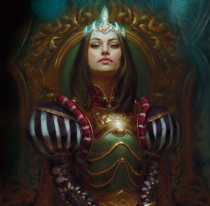 コンスピラシー第2弾「王位争奪」の新アート