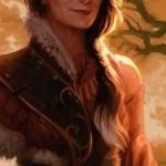 イニストラードを覆う影の新規PW?「アーリン・コード」のアートが公開!狼に変身する人狼プレインズウォーカー!