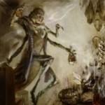 青アンコの人間昆虫「逸脱した研究者(イニストラードを覆う影)」が公開!デルバーの進化系!?