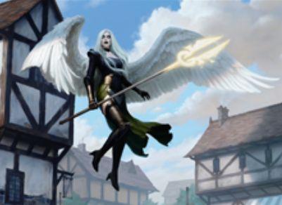 白の伝説神話天使「大天使アヴァシン」