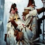 白アンコのクレリック「アヴァシン教の宣教師(イニストラードを覆う影)」が公開!装備するとテンションが上がって変身!