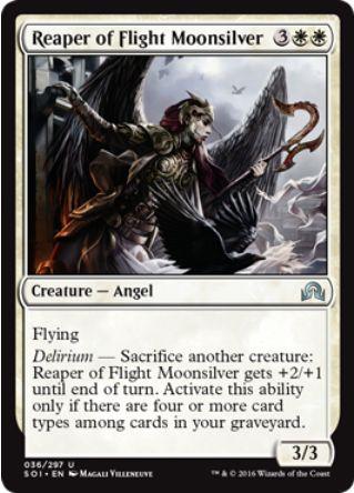 Reaper of Flight Moonsilver(イニストラードを覆う影)