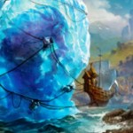青レアのホラー「Thing in the Ice」がSOIの非公式スポイラーで公開!インスタントかソーサリーで氷を溶かすと変身して本体がお披露目!※日本語名は「氷の中の存在」!