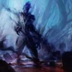 黒コモンのスピリット「遠沼の亡霊(イニストラードを覆う影)」が公開!新能力「潜伏」により自身より大きなパワーのクリーチャーからはブロックされない!