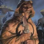 黒アンコのクレリック「Wayward Disciple(イニストラードを覆う影)」が公開!クリーチャーの死亡時にドレイン効果を誘発させる両面クリーチャー!
