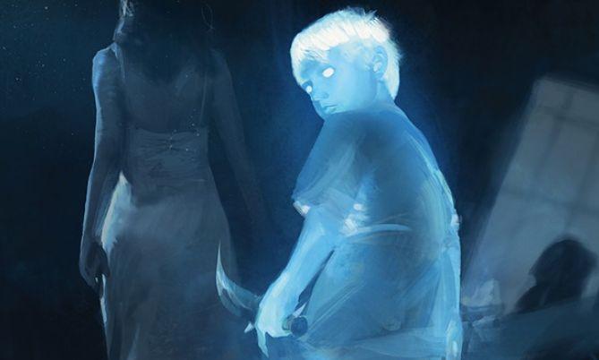 絶え間ない悪夢(イニストラードを覆う影 フルアート)