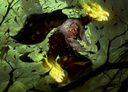 SOI収録の緑レア狼男「Sage of Ancient Lore」(イニストラードを覆う影)