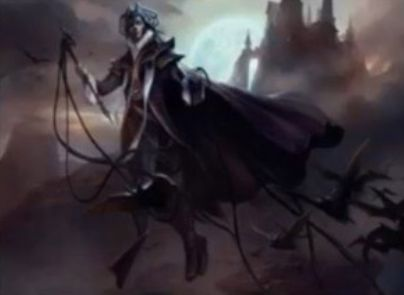 黒アンコの吸血兵士「Olivia's Bloodsworn」(イニストラードを覆う影)