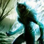 緑レアの狼戦士「Silverfur Partisan」が公開!自軍の狼や狼男がインスタントやソーサリーの対象になるたびに狼トークンを呼ぶ!※日本語名は「銀毛の援護者」!