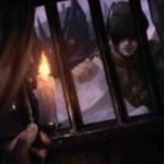赤アンコの狼男「Village Messenger」が公開!直前ターンに呪文を唱えなければ1マナ1/1「速攻」から2/2「威迫」に変身!※日本語名は「村の伝書士/月の出の侵入者」!