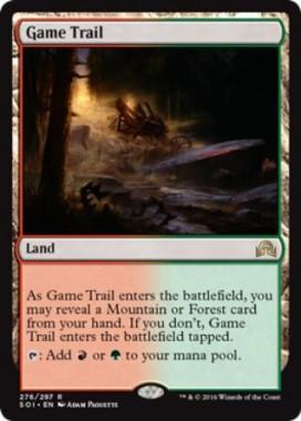 Game Trail(イニストラードを覆う影)