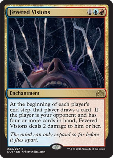 Fevered Visions(イニストラードを覆う影)