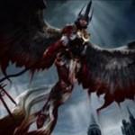 SOI収録の赤神話天使「黄金夜の懲罰者」が公開!4マナ4/9「飛行」「速攻」のオーバースペックながら強烈なデメリットも!