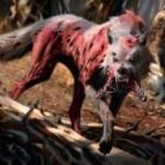 赤レアの狼ホラー「Scourge Wolf(イニストラードを覆う影)」が公開!2マナ2/2で先制攻撃&昂揚すると「二段攻撃」獲得!※日本語名は「災いの狼」!