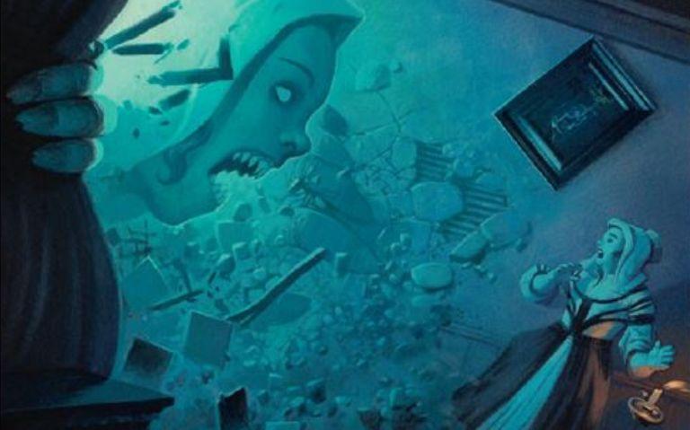 緑青レアの多相の戦士「Altered Ego(イニストラードを覆う影)」