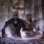 SOI収録の黒レアソーサリー「Ever After」が公開!墓地から2体までのクリーチャーを黒いゾンビにしつつリアニメイト!※日本語名は「末永く」!