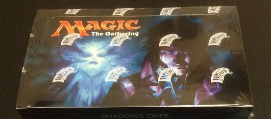 イニストラードを覆う影のブースターBOX封入率まとめ!神話レアやレアFOIL、両面カードの封入枚数は!?