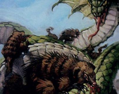 エタマスにて「敏捷なマングース」が新規イラストで再録!収録レアリティはコモン!
