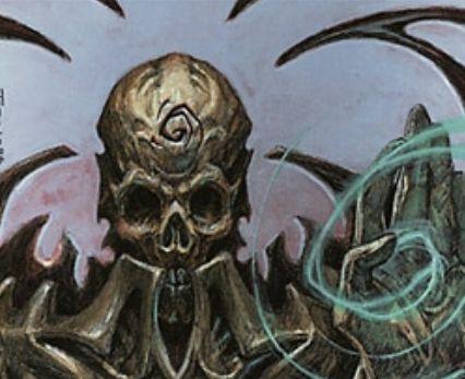 エターナルマスターズにて「ネクロポーテンス」が神話レアで再録!イラストは「From the Vault」のものを採用!