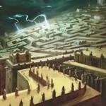 エターナルマスターズにて「Maze of Ith」がレアで再録!イラストはFtV版を採用!※日本語名は「イス卿の迷路」!