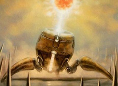 ミラディン「ゴブリンの放火砲」がエターナルマスターズにてレア&新規イラストで再録!パッケージ画像にも採用!