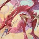 ジャッジメント「世界喰らいのドラゴン」がエターナルマスターズにて神話レアで再録!