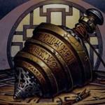 神河物語「師範の占い独楽」がエターナルマスターズにてレア&新規イラストになって再録!※公式記事「独楽回し」が公開!