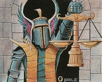 エターナルマスターズにて「天秤(Balance)」が神話レアで収録!イラストはジャッジ褒章のものを採用!